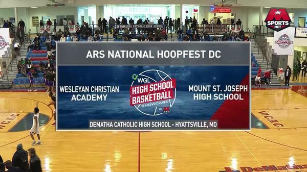 Wesleyan Christian (NC) vs. Mount St. Joseph's (MD): Hoopfest 2017