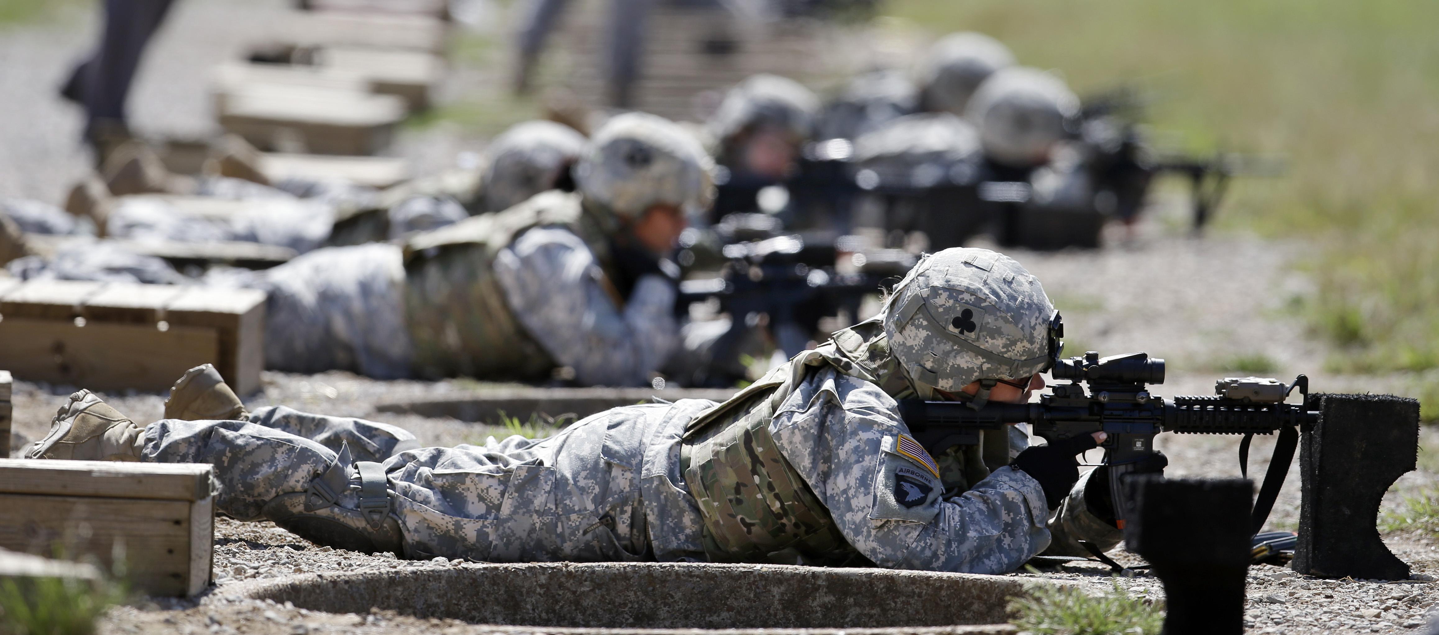 Us Commandos Say No Women Special Operations Jobs