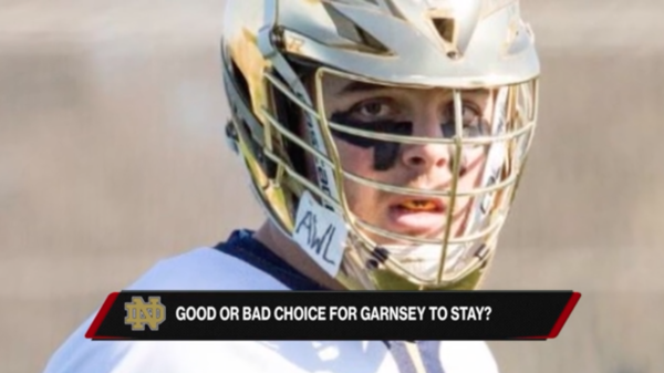 Face-Off: Is Ryan Garnsey Staying at ND the Right Choice? 6/30/17