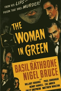 Image of Sherlock Holmes: The Woman in Green