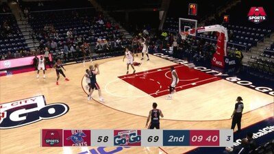 Highlights: Go-Go vs. Blue Coats 12/6/18