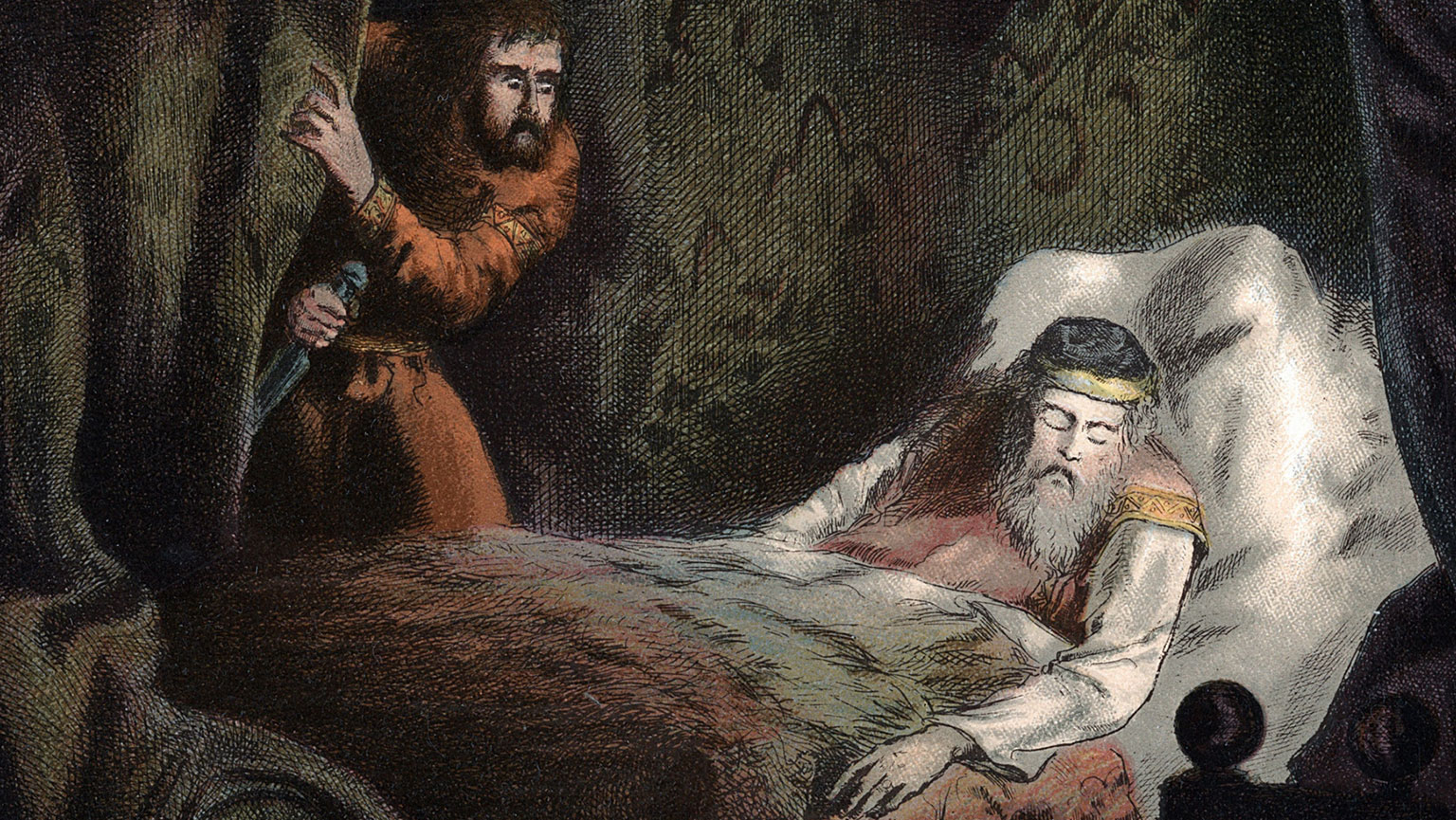 "Macbeth—""Enter Two Murderers"""