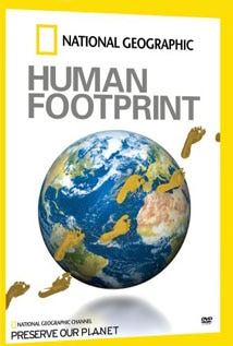 Image of Human Footprint