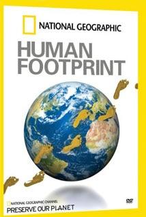 Image of Human Footprint