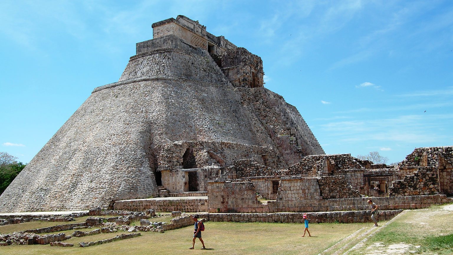 New Cities of the Terminal Classic—Uxmal
