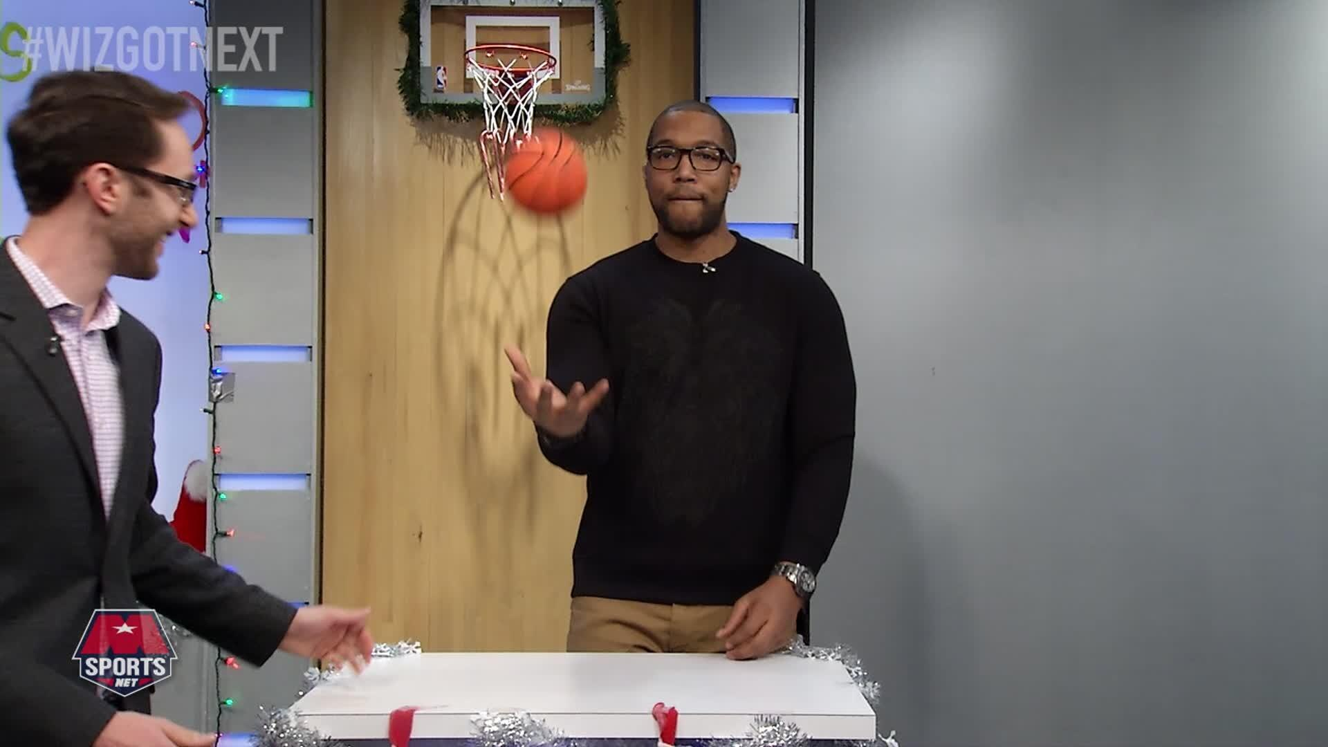 Wiz Got Next: Wizards @ Pacers Pt 3 12-19-16