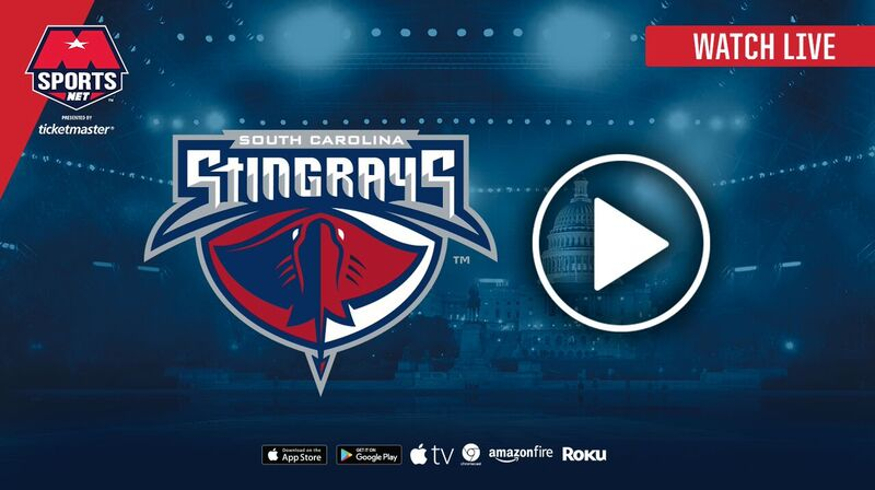 LIVE: S.C. Stingrays Kelly Cup Finals