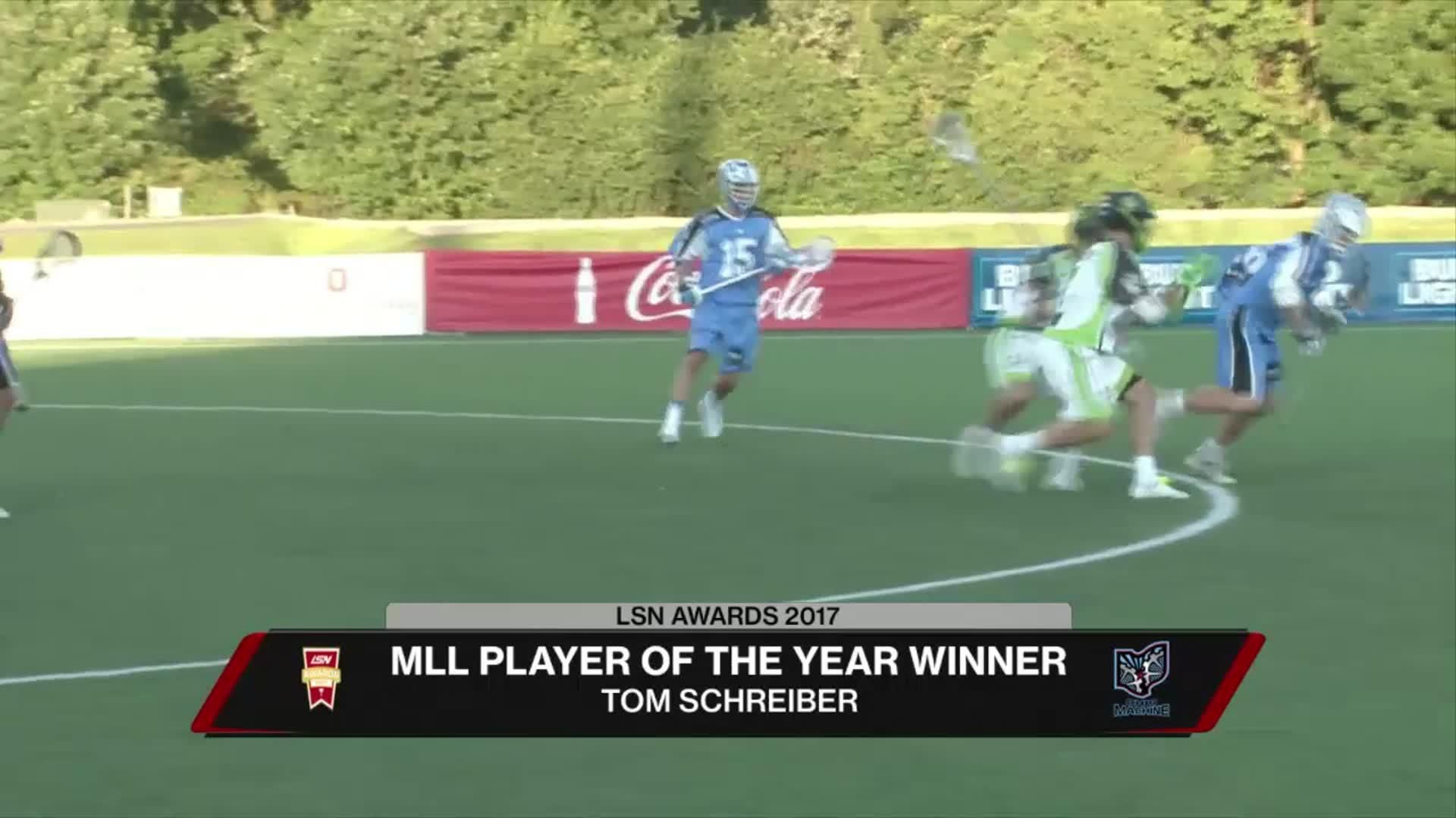 2017 LSN Awards: MLL Player of the Year