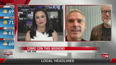 Silicon Valley Comic-Con Interview