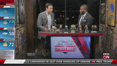 Bay Area Sports Night Oct. 16, 2019