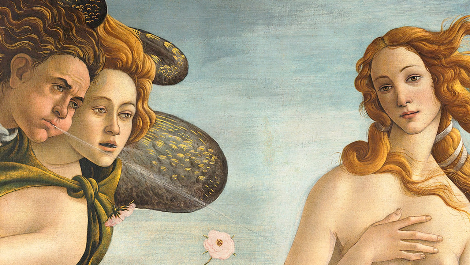 Botticelli—Spirituality and Sensuality