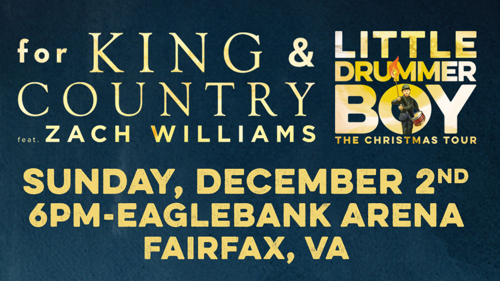 for King & Country featuring Zach Williams