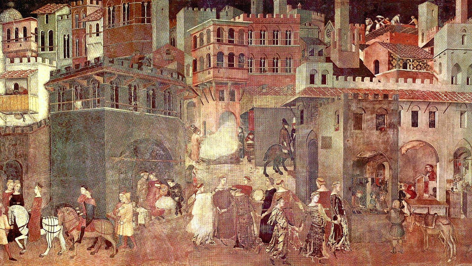 Sienese Art in the 14th Century