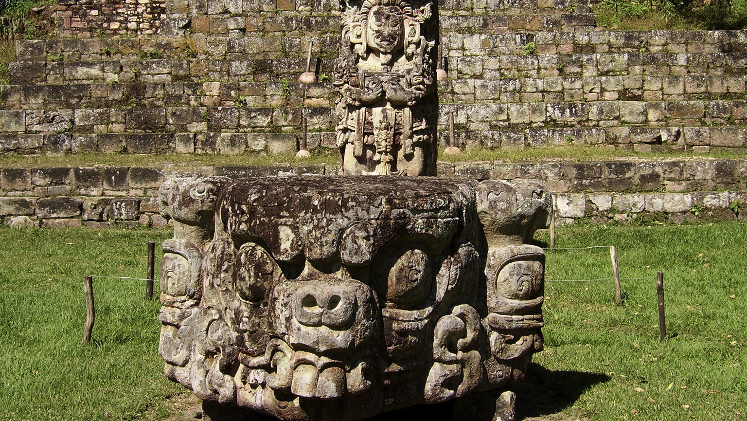 Copan—Jungle Dynasty of the East