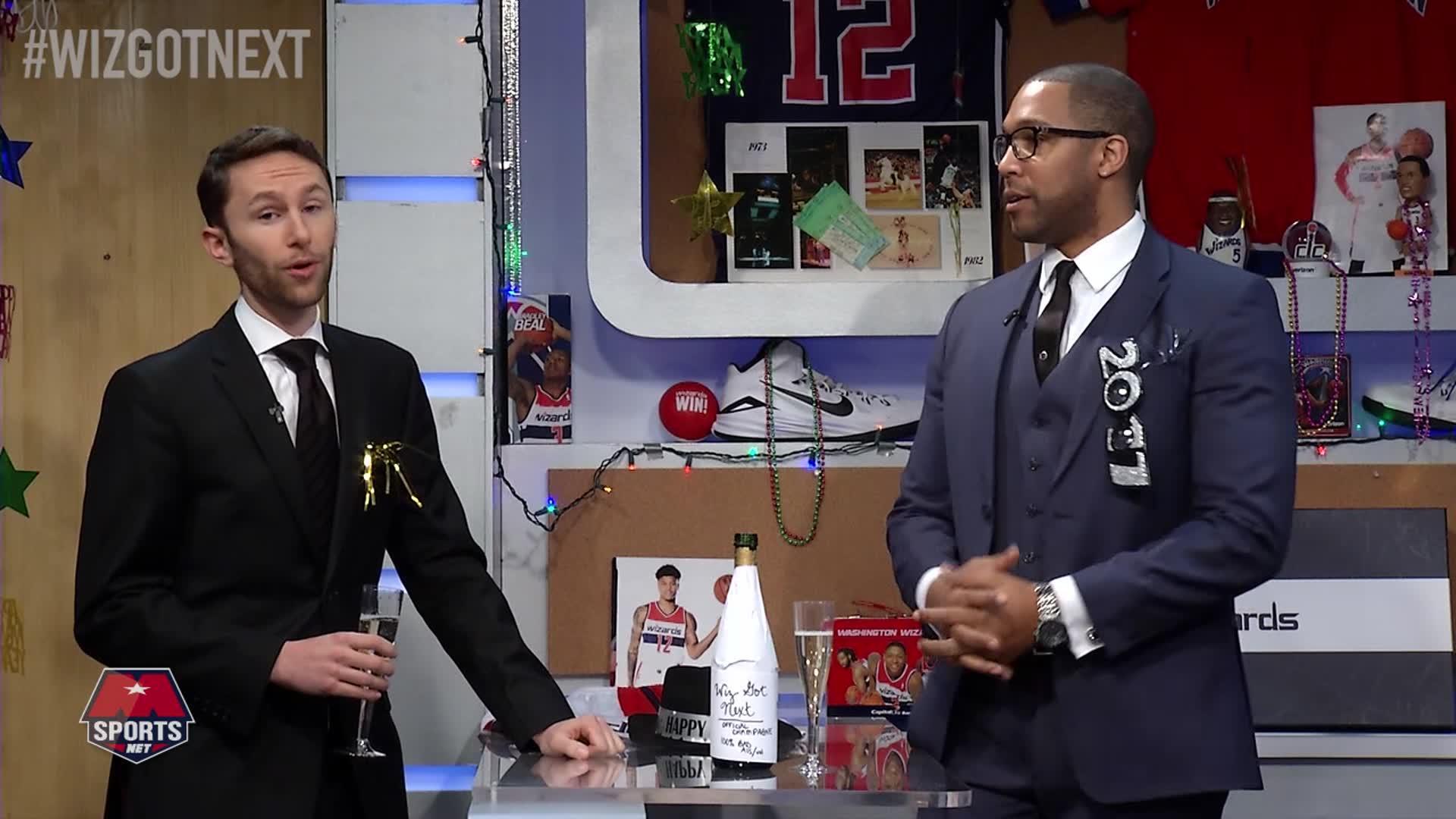 Wiz Got Next: Wizards vs Nets Pt 2 - 12-30-16