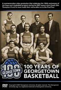 Image of 100 Years of Georgetown Basketball