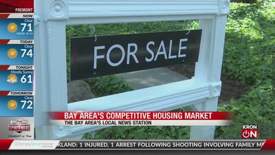 New report on Bay Area's competitive housing market
