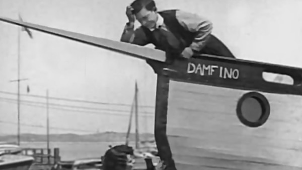Buster Keaton: The Boat