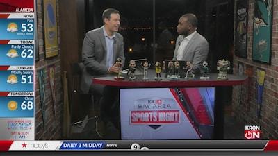 Bay Area Sports Night Nov. 6, 2019