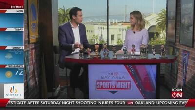 Bay Area Sports Night July 9, 2019