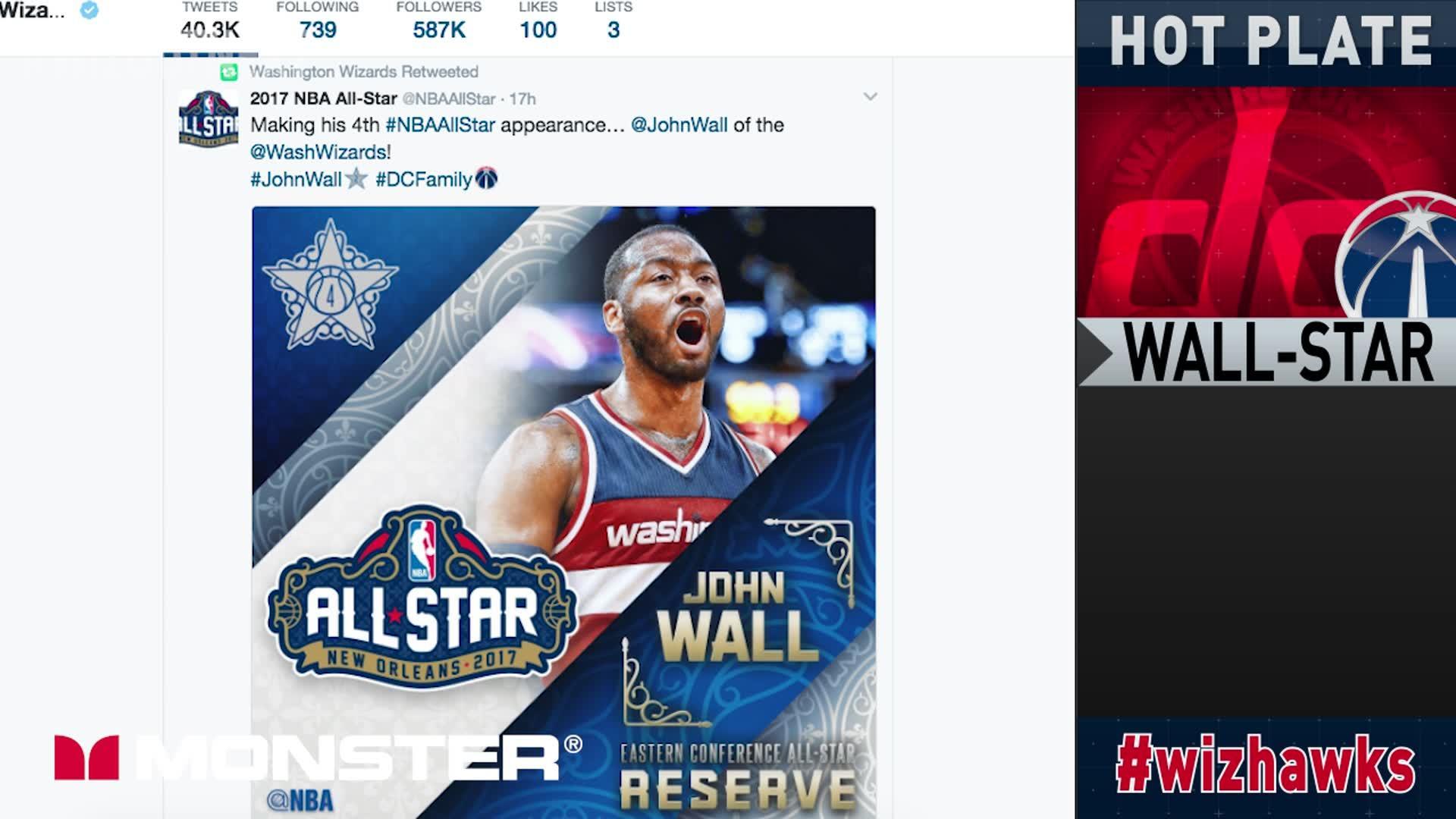 Wiz Got Next: Wizards @ Hawks Pt 3 - 1-27-17