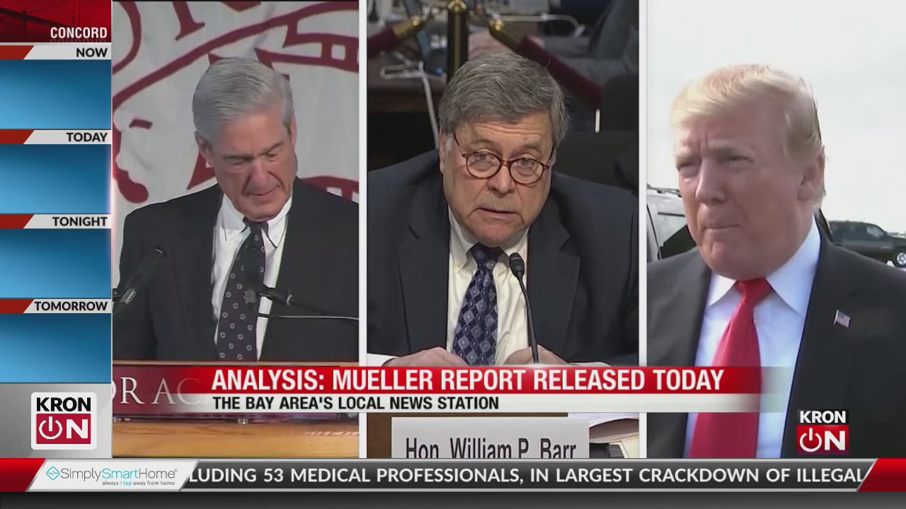 Mueller report explained