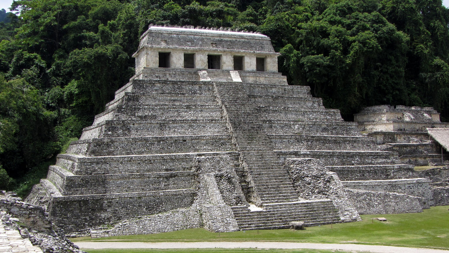 Palenque—Jewel in the West