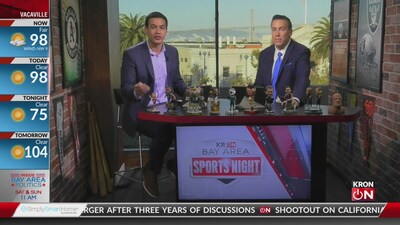 Bay Area Sports Night Aug. 13, 2019