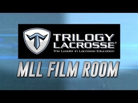 Image of Trilogy Lacrosse MLL Film Room: 1 on 1 Defense and Communication