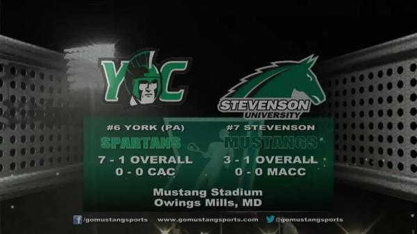 York vs Stevenson 3/18/17