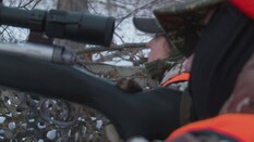 DUREN DEER CAMP: HELEN AND BRITTANY WISCONSIN WHITETAILS PART 2