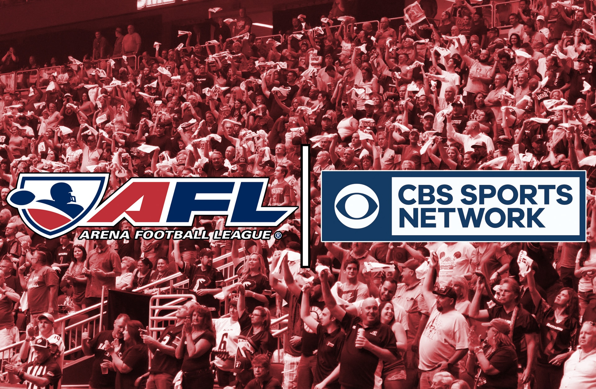 arena football league and cbs sports network announce 2018 telecast