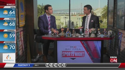 Bay Area Sports Night July 1, 2019