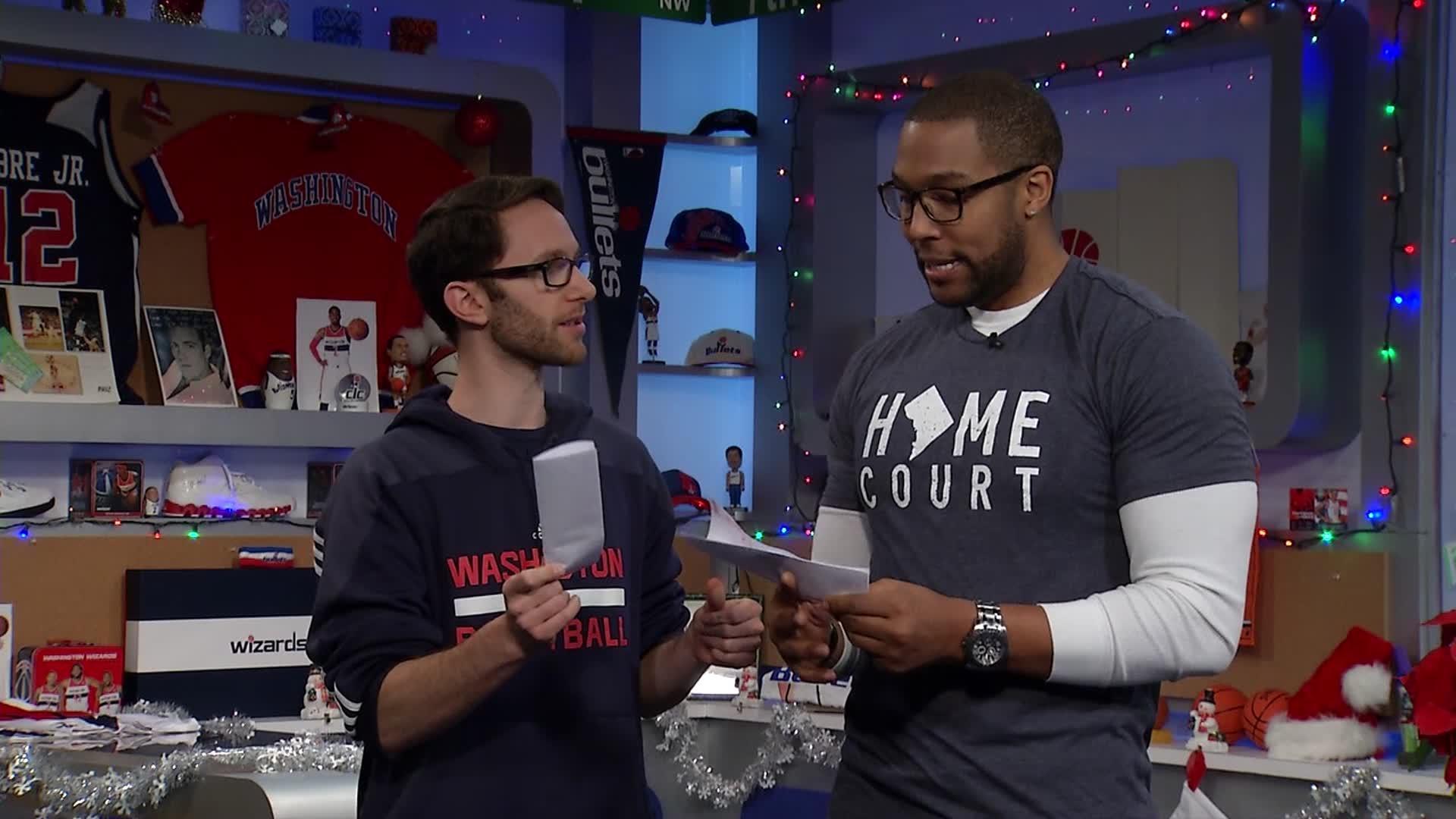 Wiz Got Next: Wizards @ Milwaukee Pt. 1 12-23-16