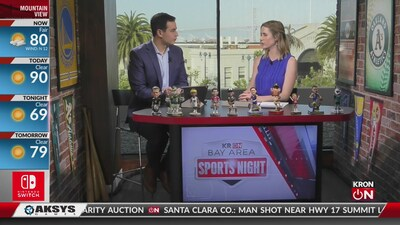 Bay Area Sports Night June 12, 2019