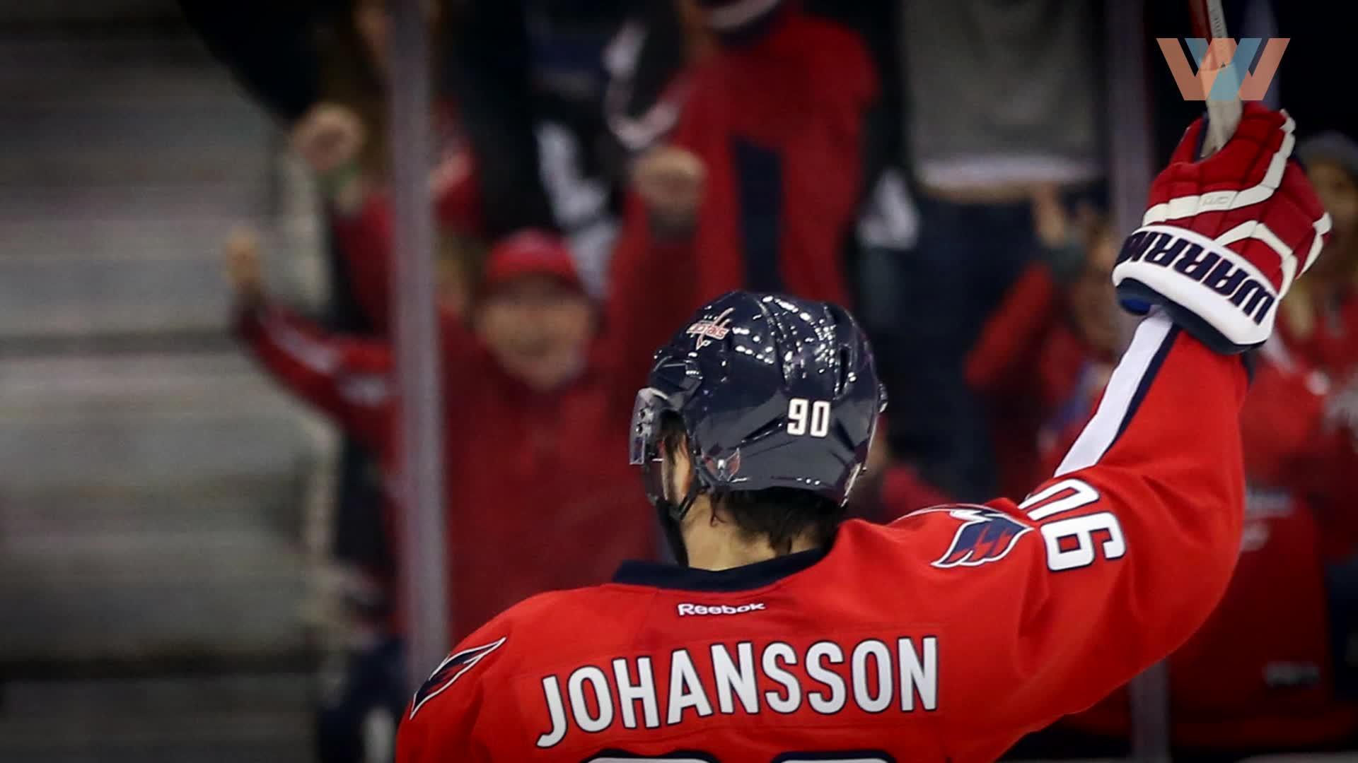Marcus Johansson: Two-Way Star
