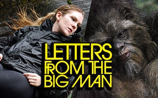 Image of Letters from the Big Man