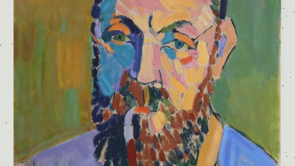 Project: Derain's Portrait of Matisse