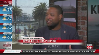 49ers fundraiser 'Players for a Purpose' benefits local kids