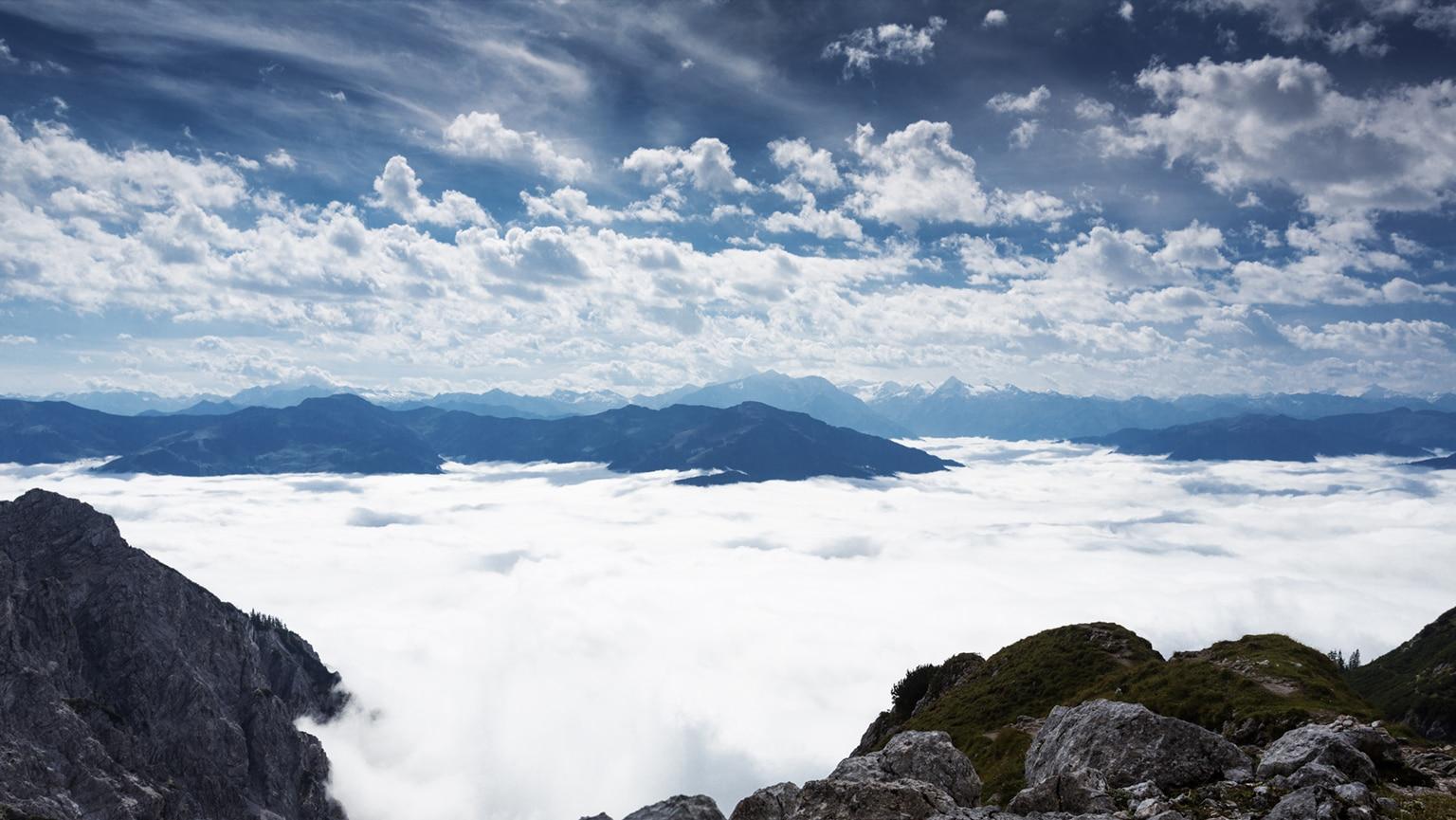 Mountain Influences on the Atmosphere
