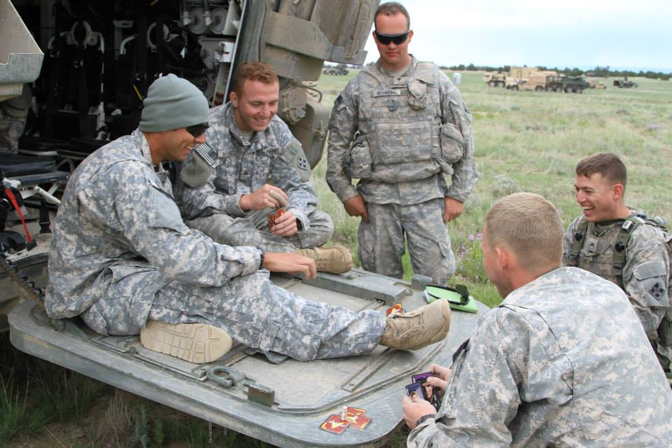 Unit Promotes No Patch Badge Rule In Training