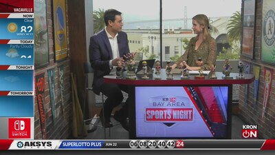 Bay Area Sports Night June 24, 2019