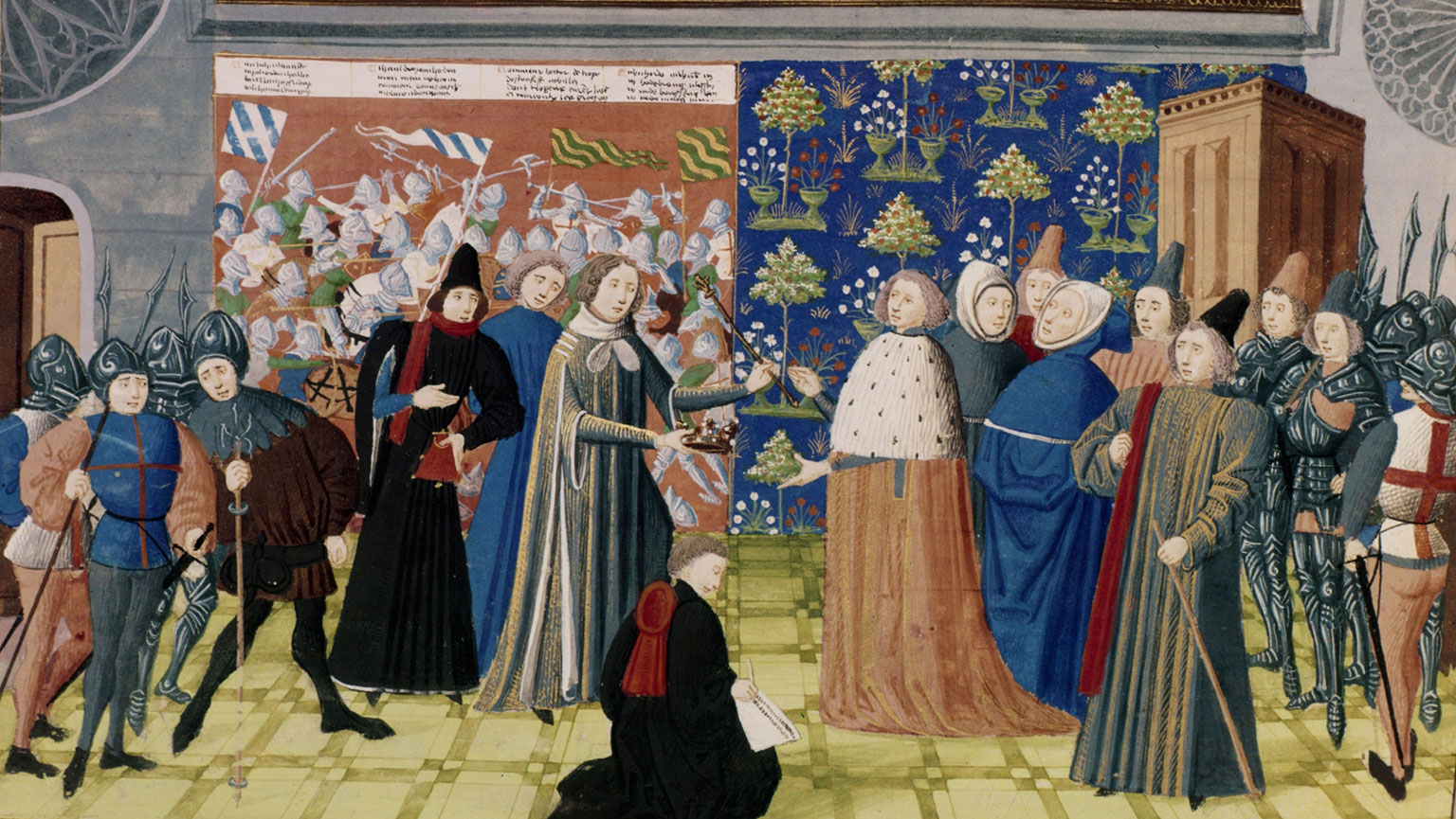 Richard II—History and Kingship