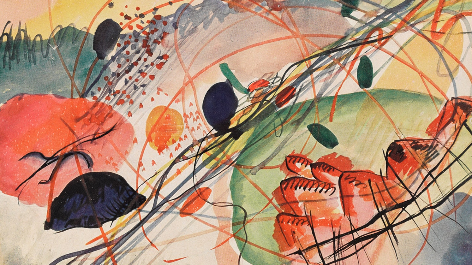 Art between Two Wars—Kandinsky to Picasso
