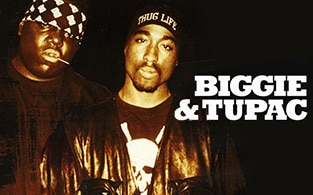 Image of Biggie and Tupac
