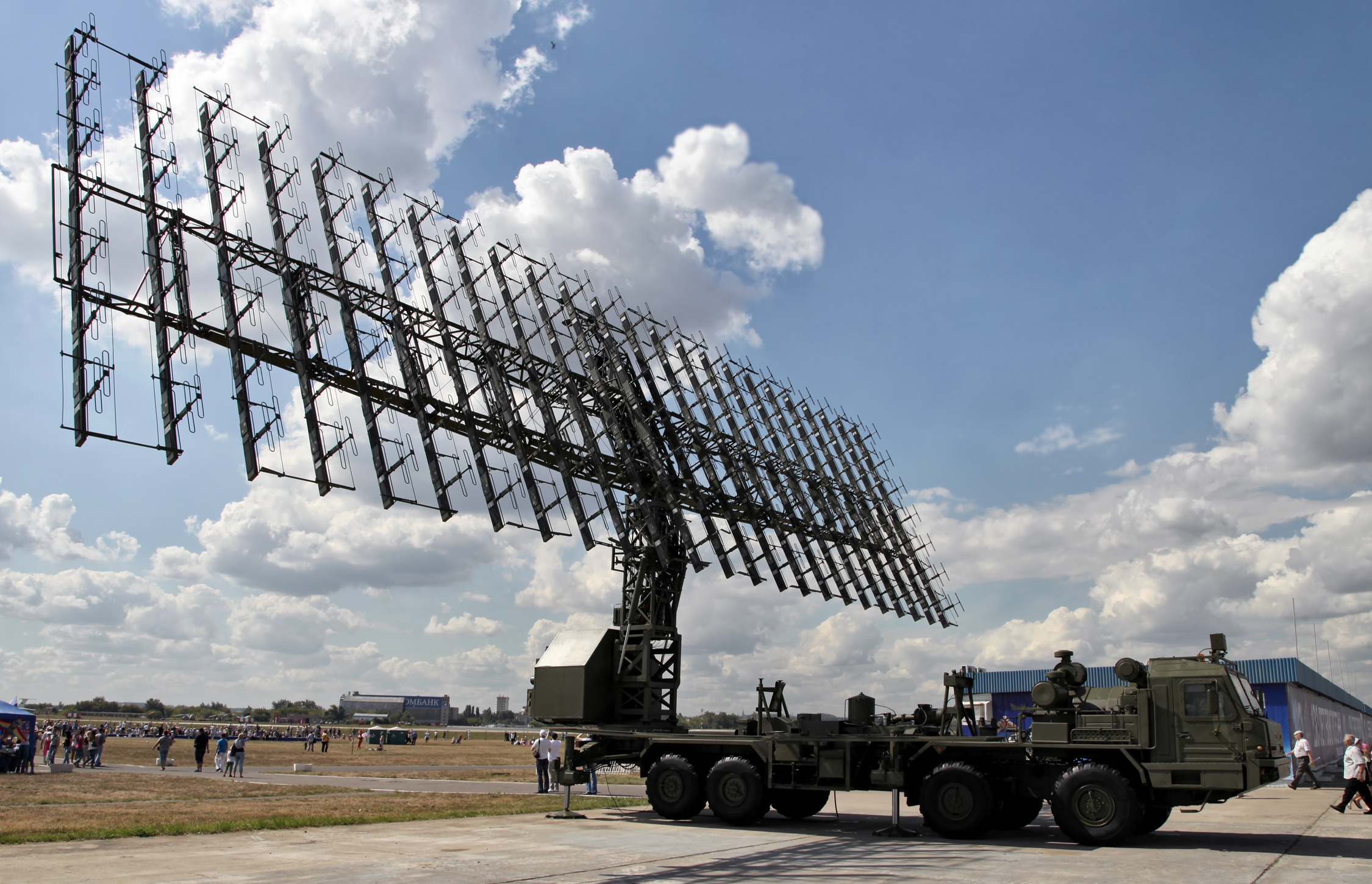 Baltic States Develop Military Coms Radar Capabilities