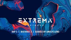8th June: Exhale by Amelie Lens - Extrema Outdoor Belgium | 2019