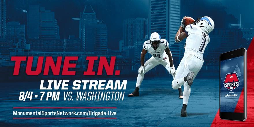 Baltimore Brigade Live