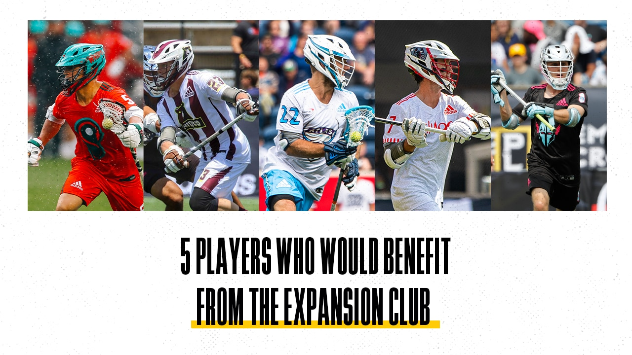 Five Players Who Would Benefit From The Expansion Club landscape image