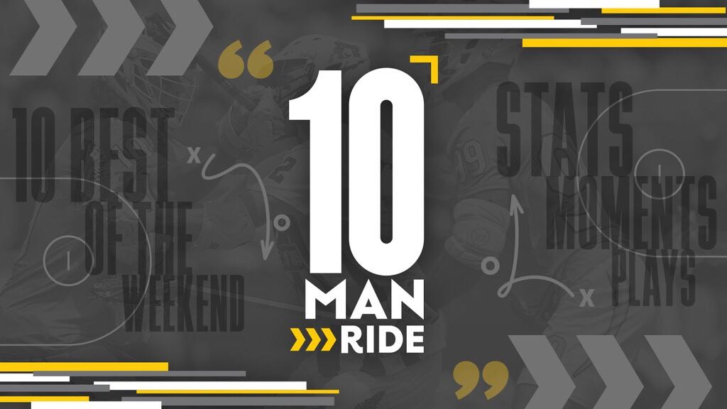 10 Man Ride: Week 3 landscape image